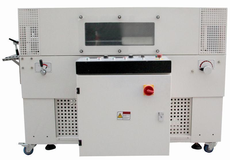 可視熱收縮包裝機照片
