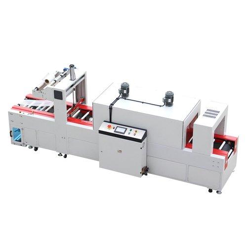 焊丝圆型全自动袖口式封切收缩包装机