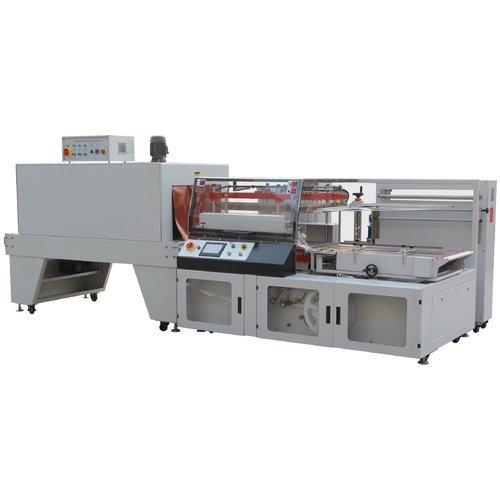 全自動垂直L型封切收縮包裝機
